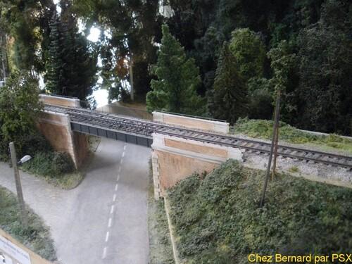 Le train des Eaux de Bernard Lacroix
