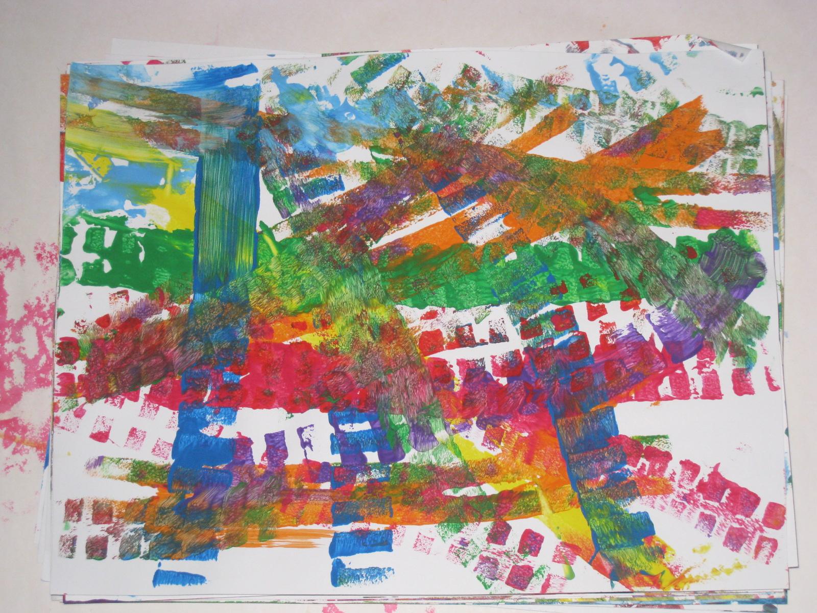 Berühmt Arts visuels maternelle - Le jardin d'Alysse NQ02