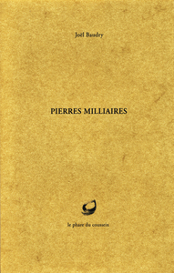 Pierre milliaires