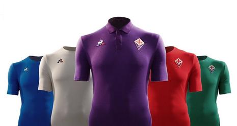 Nouveau maillot Fiorentina 2019 Exterieur