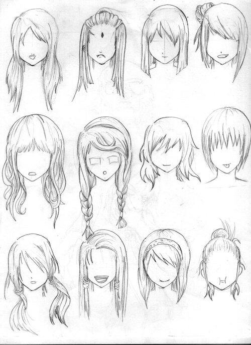 Aide au dessin de manga