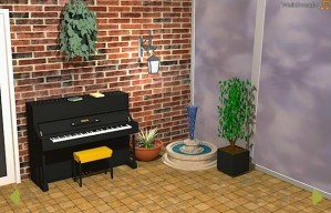 Musical conservatory escape