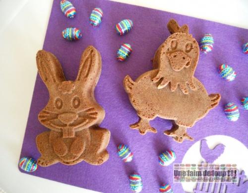 Lapinou et Poulette de Pâques ! ! !