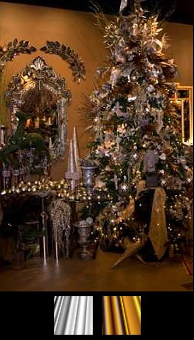 Le sapin de Noël - Nuancier 1