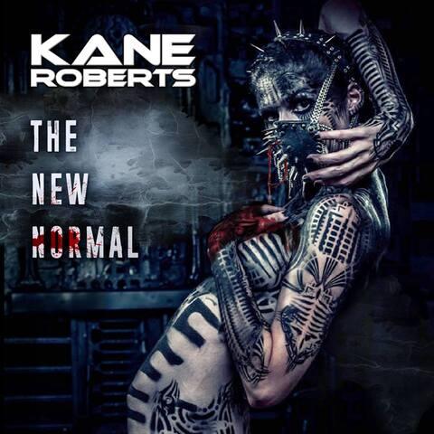 KANE ROBERTS - Un extrait du nouvel album The New Normal dévoilé