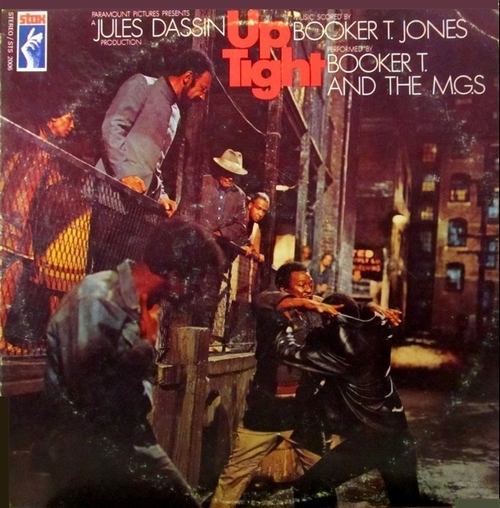 """1968 : Album """" Up Tight [ Music From The Score Of The Motion Picture ] """" Stax Records STS 2006 [ US ]"""