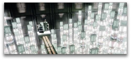 Rôles en science-fiction : genre et race dans le clip de Précrime (Minority Report)