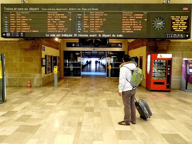 Les passages de la gare de Metz 17 Marc de Metz 30 10 2012
