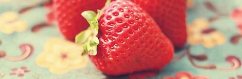 La fraise. Pourquoi ? POURQUOI ?