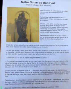 Saint Giles croix de Vie