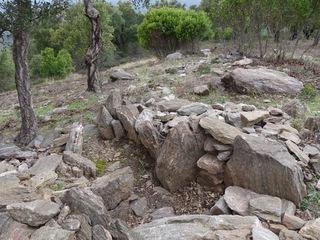 Le dolmen de l'Agriotier