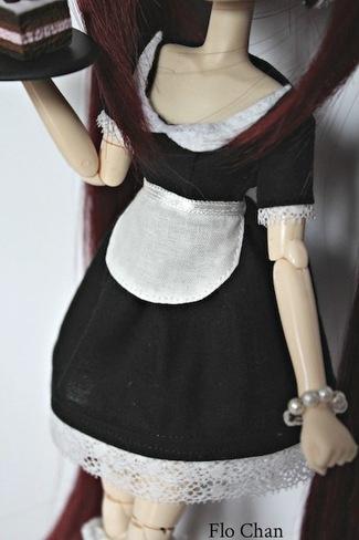 Franch Maid #3