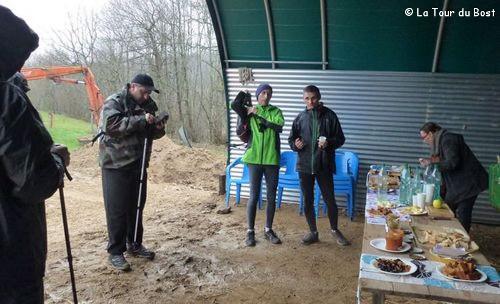 Rallye 2016 : Il fallait sortir couvert
