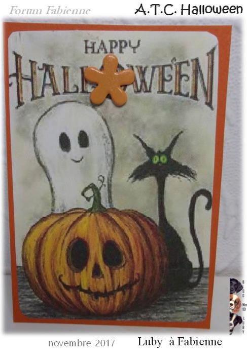 "ATC ""Halloween"""