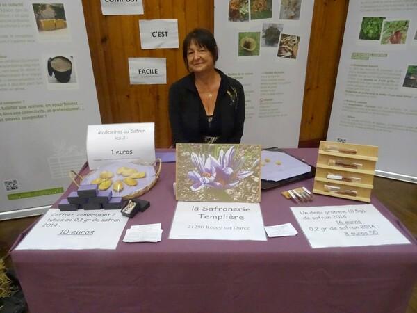 Nature et Santé, une belle exposition organisée par les Amis du Canton d'Aignay le Duc