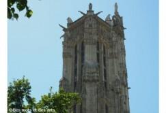 Tour Saint-Jacques:voir Paris à 360 degrés!