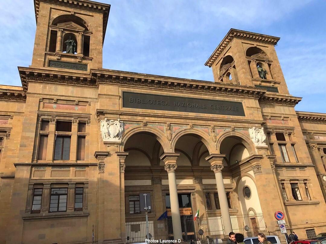 Bibliothèque nationale centrale de Florence - Italie