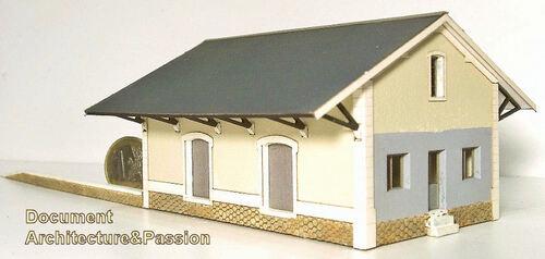 Architecture&Passion - Une halle PO