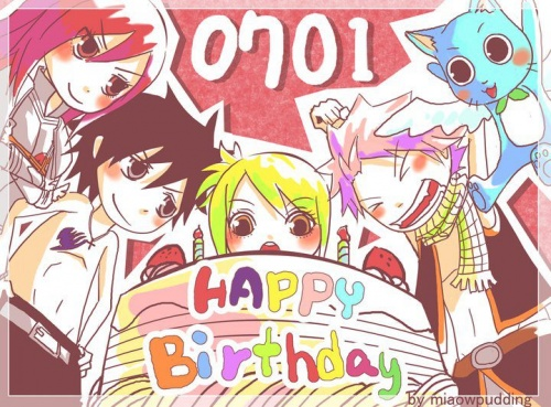 Happy birthday Kaeri-chan ♥