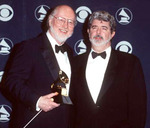 JOHN WILLIAMS et GEORGE LUCAS