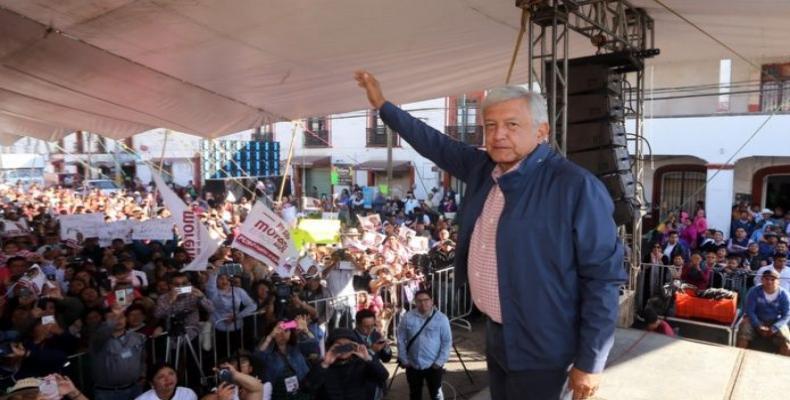 Lopez Obrador effraie l'oligarchie mexicaine