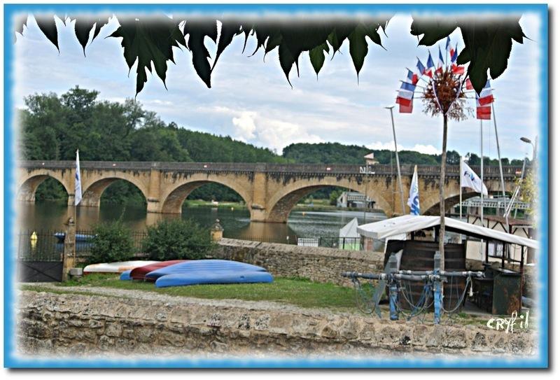 Du côté de la Dordogne