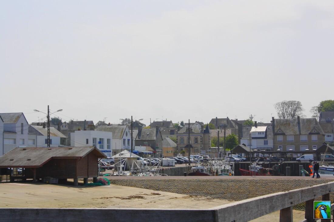 Normandie en mai 2017 : En allant vers la Pointe du Hoc