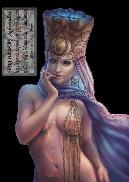 Tubes Aphrodite Création - Fantastique 02