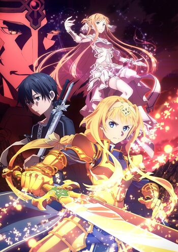 Sword Art Online Alicization : War of Underworld s'offre un trailer