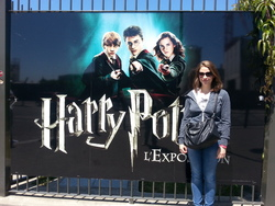 Exposition Harry Potter 6 juin 2015