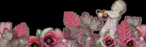 Bordures Fleurs Série 6
