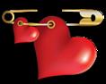 Scrap St valentin