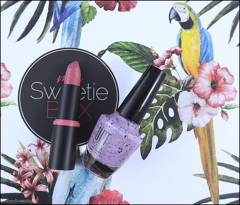 My sweety box Sound of beauty (vidéo + article)