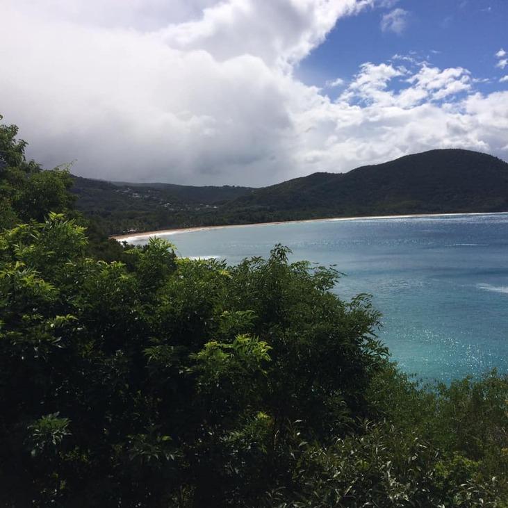 Suite en Guadeloupe.