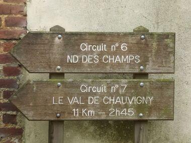 Le Val de Champigny