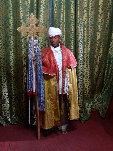 portrait de prêtre
