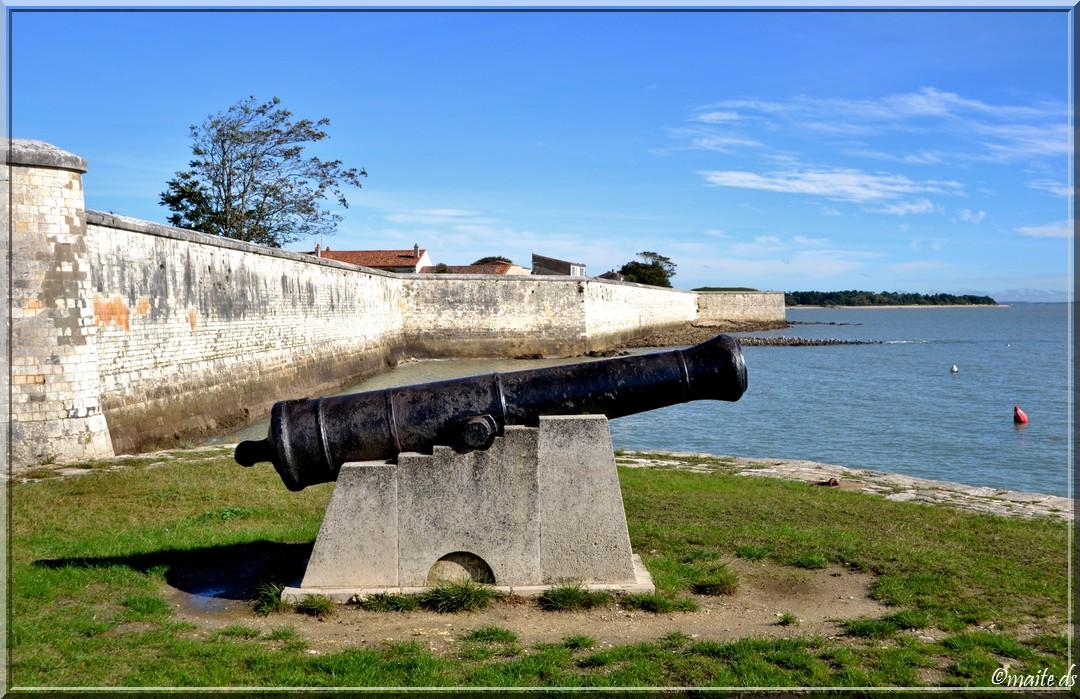 Fort de La Rade Île-d'Aix  Charente-Maritime