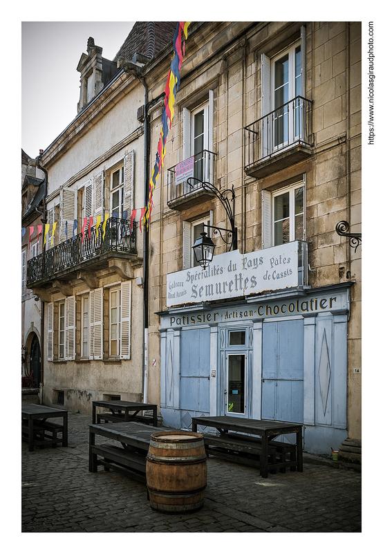 Semur en Auxois la médiévale!