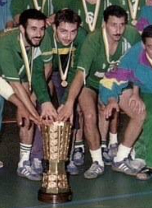 1992 trophée AFricain Belhocine, El Maouhab, Zeguili Réda