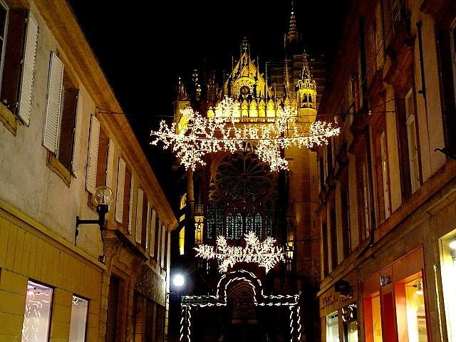 Noël autour de la cathédrale de Metz 1 Marc de Metz