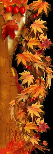 tubes décos automne