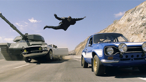 Fast and furious 6 de Justin Lin