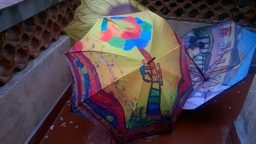Parapluies en balade suite !