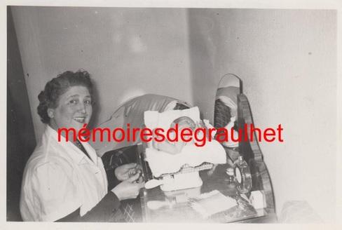 - Cécile Mauriès : une sage femme