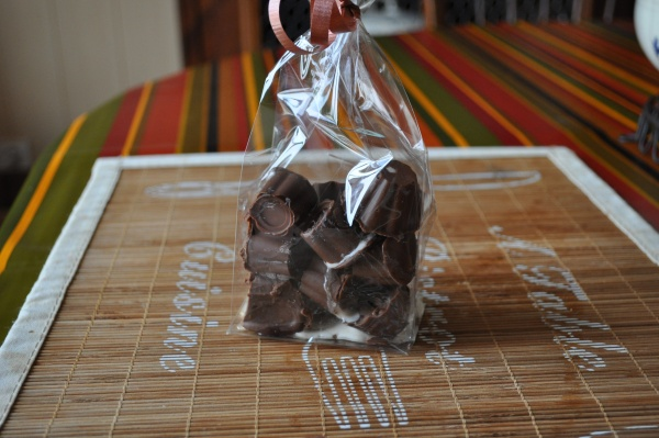 Chocolat Croc' (aux 3 chocolats)
