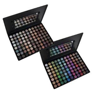 Blush Professional Palette de fard à paupières 176 couleurs Bundle