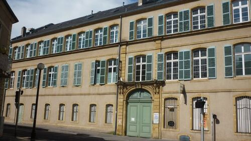 Fermeture de l'hôpital Saint-André