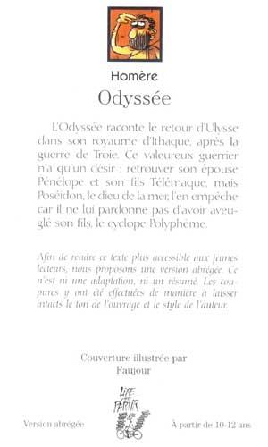 Exploitation de l'Odyssée d'Homère en CM