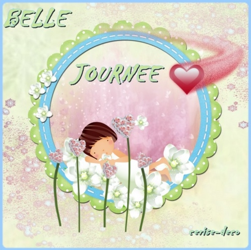 belle journee image cerise
