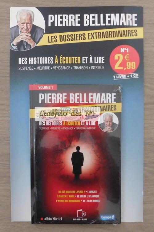 N° 1 Pierre Bellemare les dossiers extraordinaires - Test